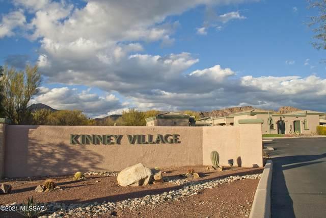 5806 W Treasure Point Place, Tucson, AZ 85713 (#22109357) :: Keller Williams