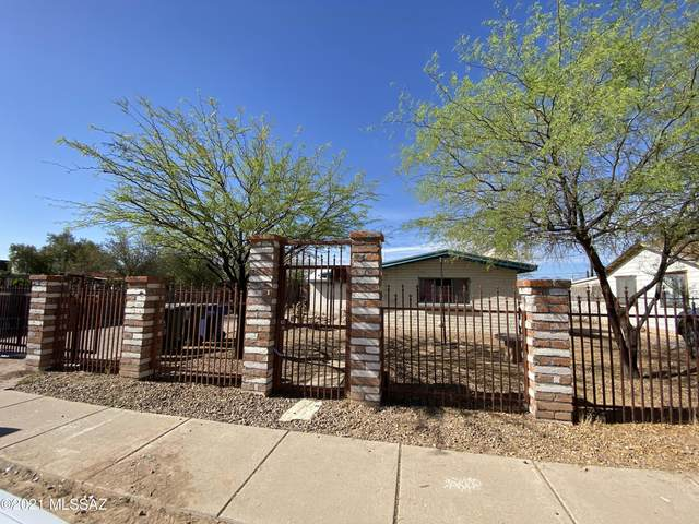 818 W Nevada Street, Tucson, AZ 85706 (#22109358) :: Kino Abrams brokered by Tierra Antigua Realty