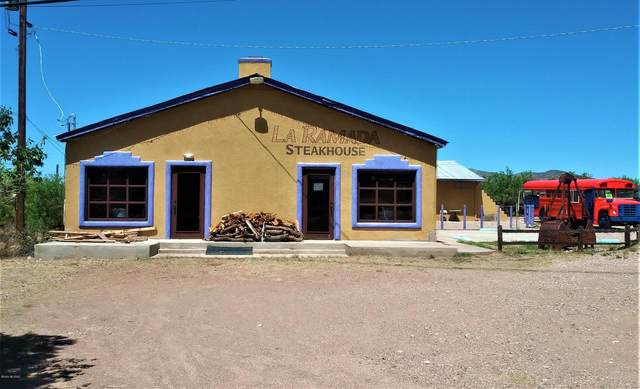 1948 S Naco Highway, Bisbee, AZ 85603 (#22109361) :: Kino Abrams brokered by Tierra Antigua Realty
