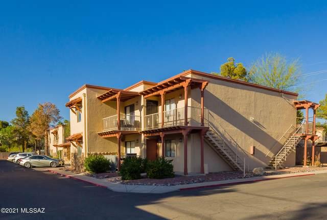 3357 N Country Club Road #38, Tucson, AZ 85716 (#22109365) :: Tucson Real Estate Group