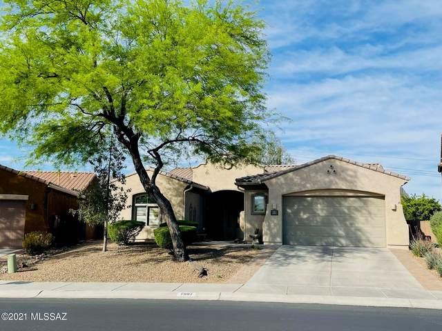 7997 N Gillespie Lane, Tucson, AZ 85743 (#22109371) :: Kino Abrams brokered by Tierra Antigua Realty