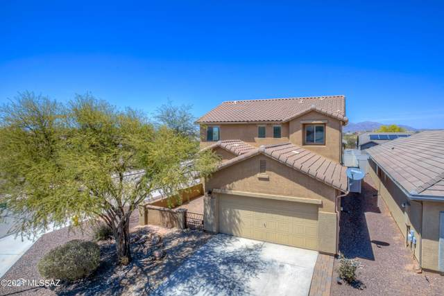 21556 E Governor Drive, Red Rock, AZ 85145 (MLS #22109377) :: The Property Partners at eXp Realty