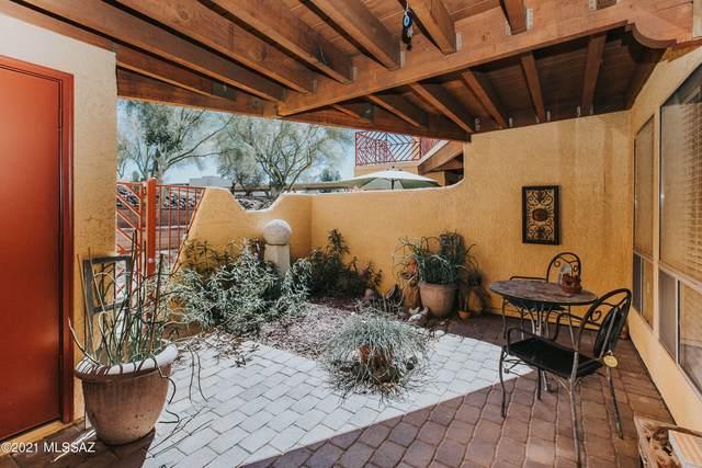 6255 N Camino Pimeria Alta #69, Tucson, AZ 85718 (MLS #22109386) :: The Property Partners at eXp Realty