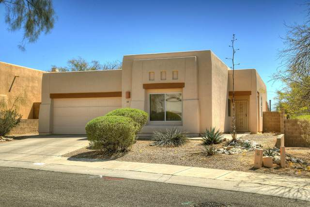 418 E Covered Wagon Drive, Tucson, AZ 85704 (MLS #22109387) :: The Property Partners at eXp Realty