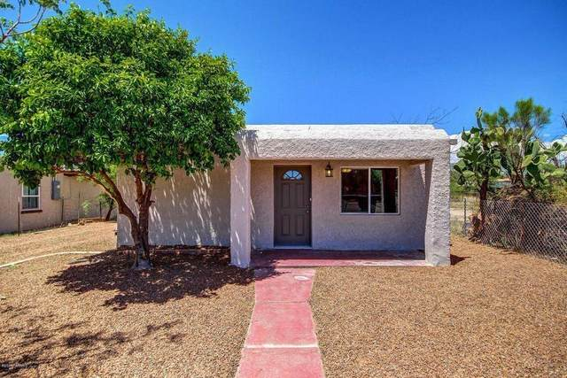 225 E Fairground Drive, Tucson, AZ 85714 (MLS #22109395) :: The Property Partners at eXp Realty