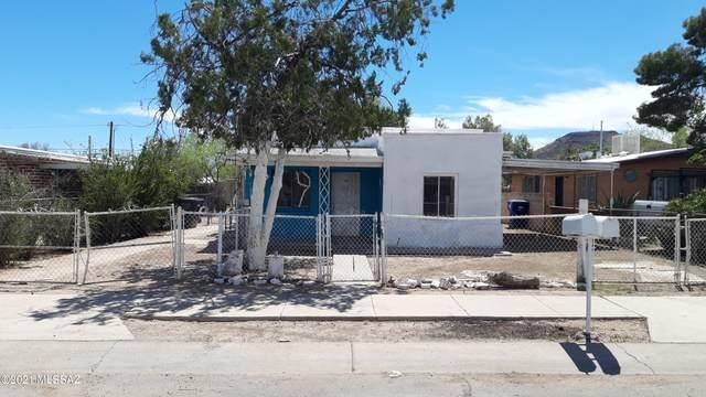 1409 W Saint Clair Street, Tucson, AZ 85745 (#22109423) :: The Local Real Estate Group | Realty Executives