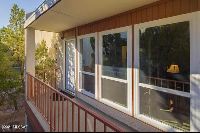 1600 N Wilmot Road #409, Tucson, AZ 85712 (MLS #22109426) :: The Luna Team
