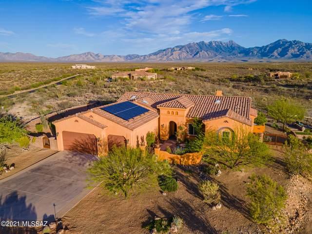 362 E Corte Artura Azul, Green Valley, AZ 85614 (#22109435) :: The Josh Berkley Team