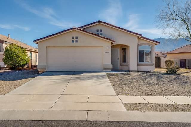 2495 Spring Pioneer Lane, Oro Valley, AZ 85755 (#22109448) :: Keller Williams
