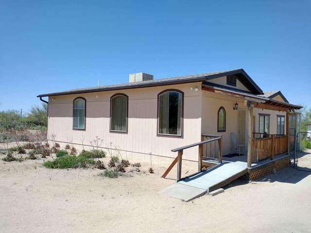 12250 W Hilltop Road, Tucson, AZ 85736 (#22109459) :: The Josh Berkley Team