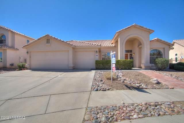 6891 W Tombstone Way, Tucson, AZ 85743 (#22109461) :: Tucson Real Estate Group