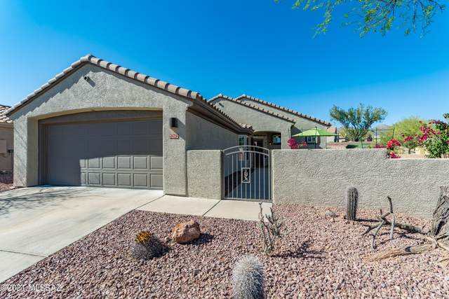 5242 W Winding Desert Drive, Marana, AZ 85658 (#22109464) :: Keller Williams