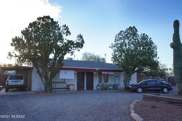 2136 N Madelyn Avenue, Tucson, AZ 85712 (#22109475) :: AZ Power Team