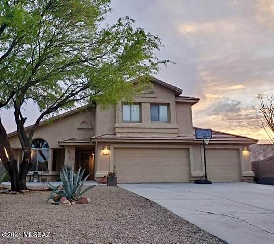 581 W Sulleys Place, Vail, AZ 85641 (#22109477) :: Kino Abrams brokered by Tierra Antigua Realty
