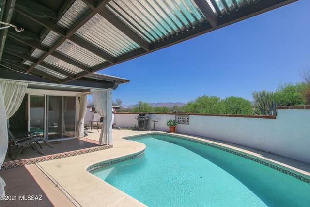 120 W Paseo Tesoro, Green Valley, AZ 85614 (MLS #22109479) :: The Property Partners at eXp Realty