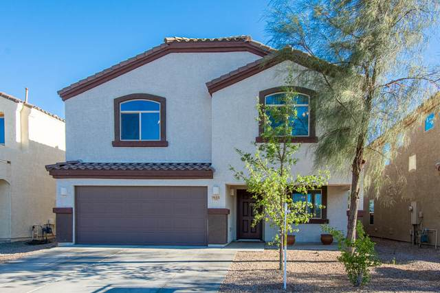 7655 W Tight Line Drive, Tucson, AZ 85757 (MLS #22109482) :: The Property Partners at eXp Realty