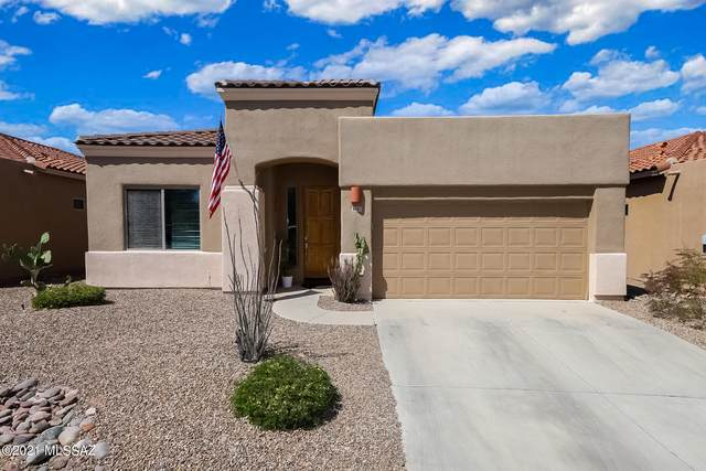 8541 N Rolling River Drive, Tucson, AZ 85743 (#22109488) :: Keller Williams