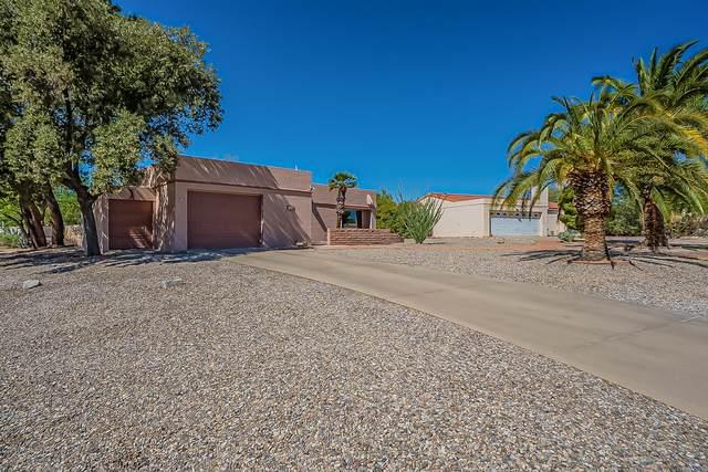 1009 N Abrego Drive, Green Valley, AZ 85614 (#22109491) :: Tucson Property Executives