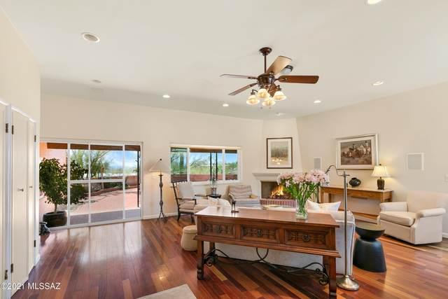 6131 N Piedra Seca, Tucson, AZ 85718 (#22109514) :: Tucson Real Estate Group