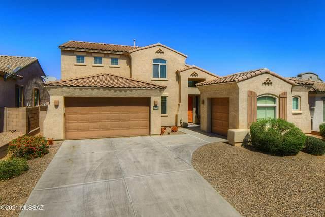7981 N Wayward Star Drive, Tucson, AZ 85743 (#22109515) :: Kino Abrams brokered by Tierra Antigua Realty