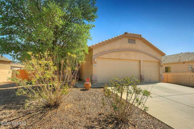5752 W Cortaro Crossing Drive, Tucson, AZ 85742 (#22109520) :: Tucson Real Estate Group