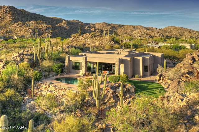 14594 N Rocky Highlands Drive, Oro Valley, AZ 85755 (#22109521) :: Tucson Real Estate Group