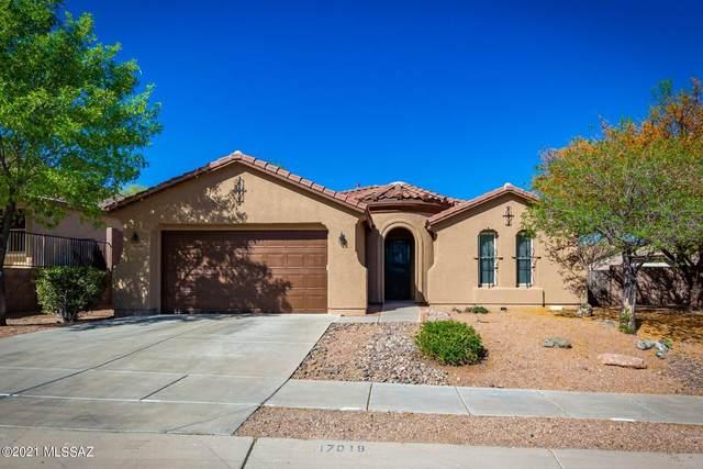 17018 S Mesa Shadows Drive, Vail, AZ 85641 (#22109532) :: Keller Williams