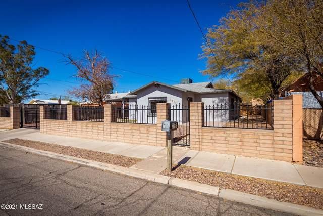 3731 E Flower Street, Tucson, AZ 85716 (#22109533) :: Tucson Property Executives