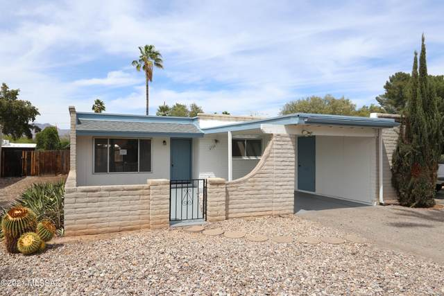 6139 E Timrod Street, Tucson, AZ 85711 (#22109540) :: The Local Real Estate Group | Realty Executives