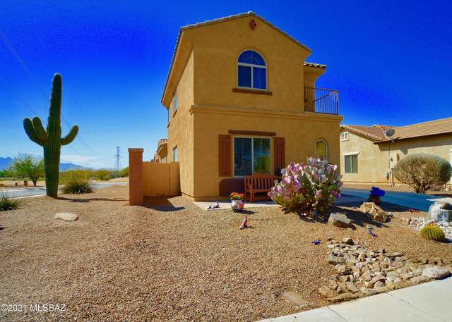 9 W Camino Espiga, Sahuarita, AZ 85629 (#22109552) :: Tucson Property Executives