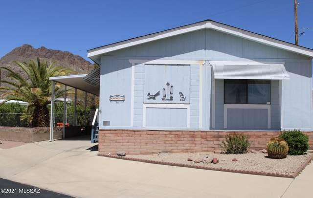 6074 W Lazy Heart Street, Tucson, AZ 85713 (MLS #22109565) :: The Property Partners at eXp Realty
