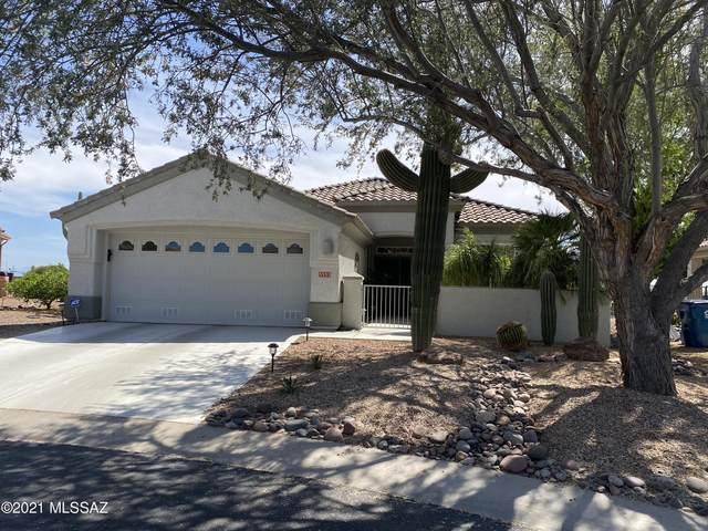 5353 W Lace Cactus Place, Marana, AZ 85658 (MLS #22109572) :: The Property Partners at eXp Realty