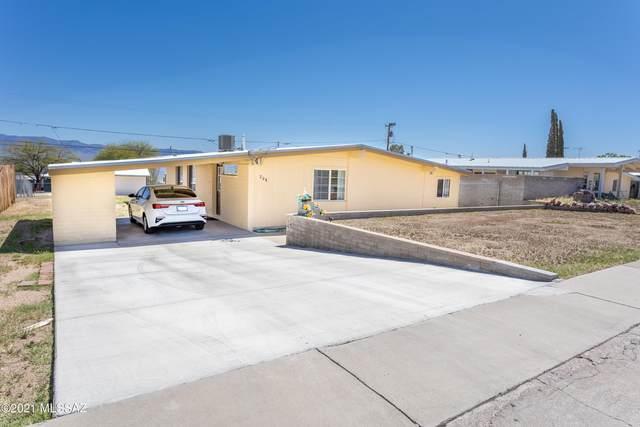 208 N Douglas Avenue, San Manuel, AZ 85631 (#22109574) :: The Local Real Estate Group | Realty Executives