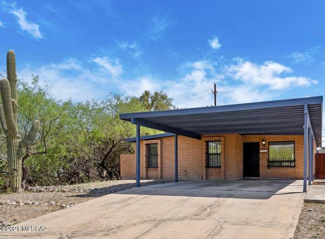 4956 E Baker Street, Tucson, AZ 85711 (#22109578) :: Tucson Real Estate Group