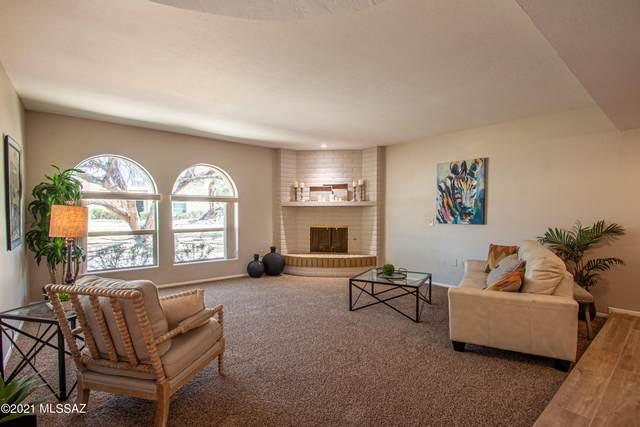 2434 N Shade Tree Circle, Tucson, AZ 85715 (#22109581) :: Long Realty - The Vallee Gold Team