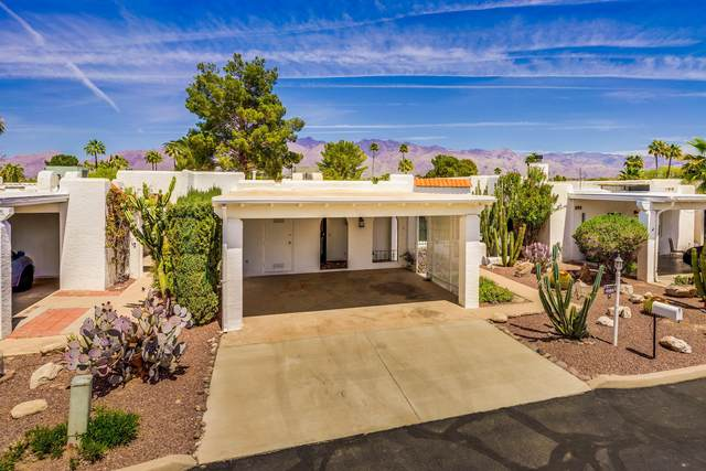 4860 E Fort Lowell Road F, Tucson, AZ 85712 (#22109587) :: Long Realty Company