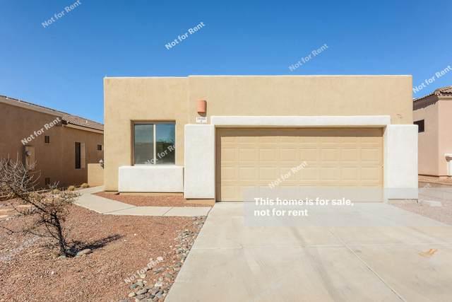 10466 S Drifter Ranch Place, Vail, AZ 85641 (#22109601) :: Keller Williams