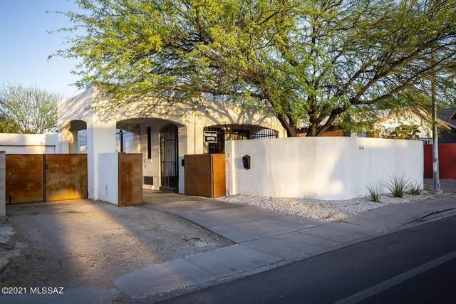 1316 N Euclid Avenue, Tucson, AZ 85719 (#22109605) :: Tucson Real Estate Group