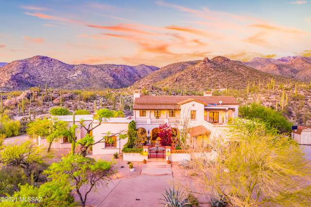 13085 E Placita Remuda, Tucson, AZ 85749 (MLS #22109621) :: The Property Partners at eXp Realty