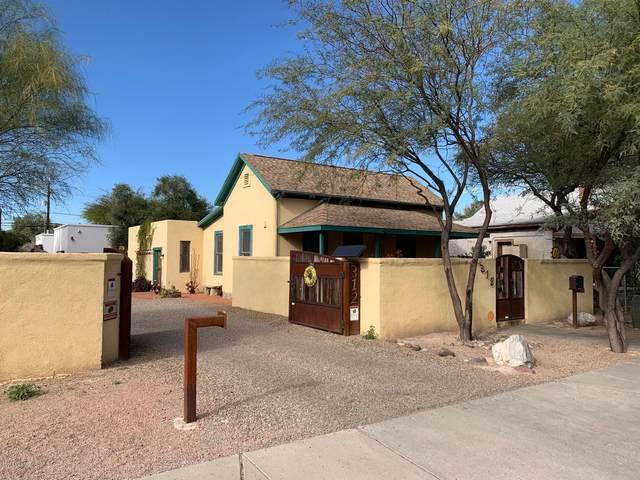 312 S 3rd Avenue, Tucson, AZ 85701 (#22109622) :: Tucson Real Estate Group