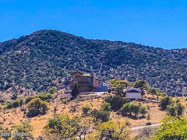 2726 N Hannon Ranch Road, Bisbee, AZ 85603 (#22109638) :: Keller Williams