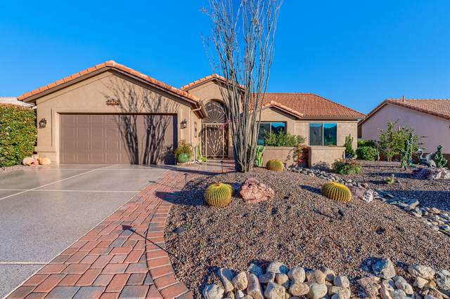 36143 S Wind Crest Drive, Saddlebrooke, AZ 85739 (#22109640) :: Long Realty - The Vallee Gold Team