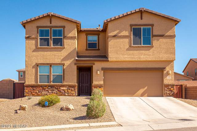17240 S Nicholas Falls Drive, Vail, AZ 85641 (#22109649) :: Keller Williams