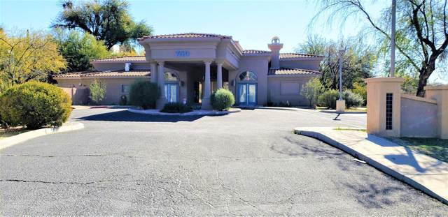 750 E Foothills Drive, Tucson, AZ 85718 (#22109651) :: Gateway Realty International