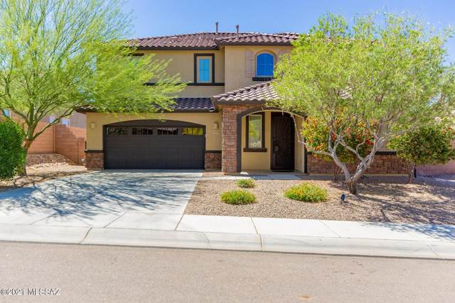 5495 W Dry Creek Court, Marana, AZ 85658 (#22109656) :: Tucson Real Estate Group