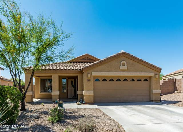 11701 W Stone Hearth Street, Marana, AZ 85658 (#22109664) :: Tucson Real Estate Group