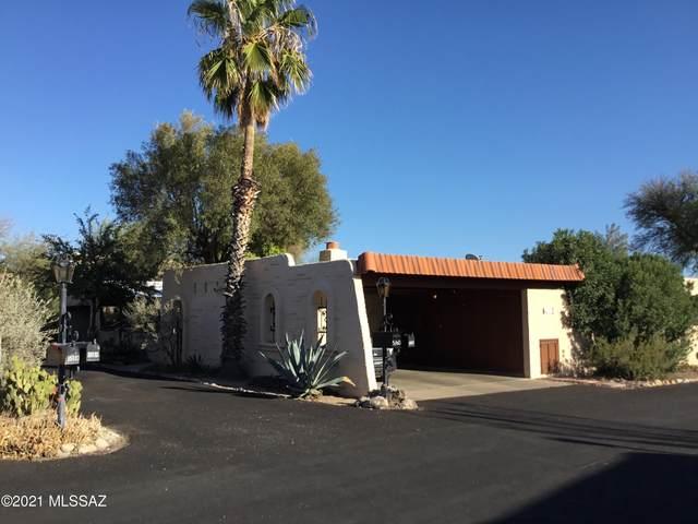 5156 N Pueblo Villas Drive, Tucson, AZ 85704 (#22109666) :: Long Realty - The Vallee Gold Team