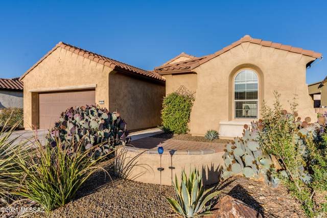 970 N Turquoise Vista Drive, Green Valley, AZ 85614 (#22109679) :: Kino Abrams brokered by Tierra Antigua Realty