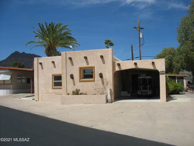 5824 W Flying M Street, Tucson, AZ 85713 (#22109688) :: Tucson Real Estate Group