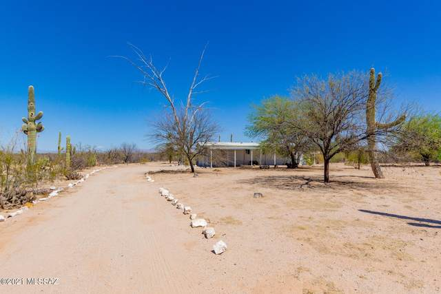 13242 N Flintlock Road, Marana, AZ 85653 (#22109695) :: Tucson Real Estate Group